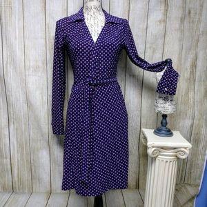 Tommy Hilfiger Wrap Dress Size 8!